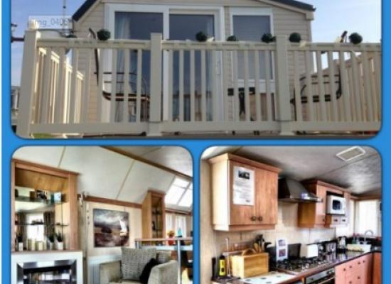 ref 3148, Reighton Sands Holiday Park, Filey, North Yorkshire