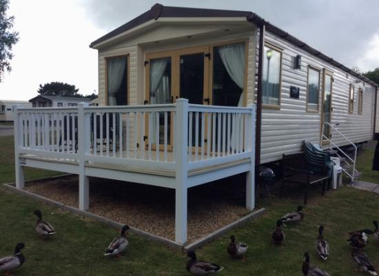 ref 3208, Wild Duck Hoilday Park, Great Yarmouth, Norfolk