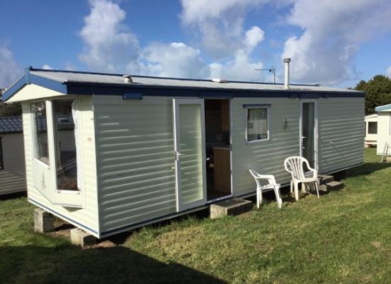ref 3224, Trenance Holiday Park, Newquay, Cornwall