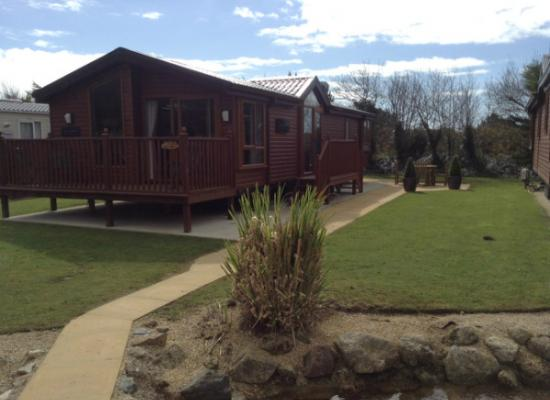 ref 341, Par Sands Holiday Park, St Austell, Cornwall