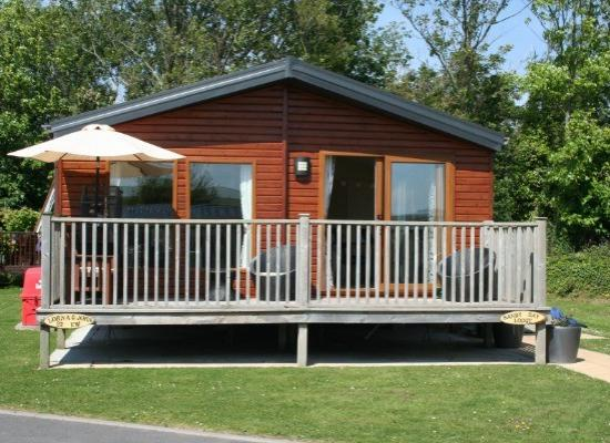 ref 3458, Par Sands Holiday Park, St Austell, Cornwall