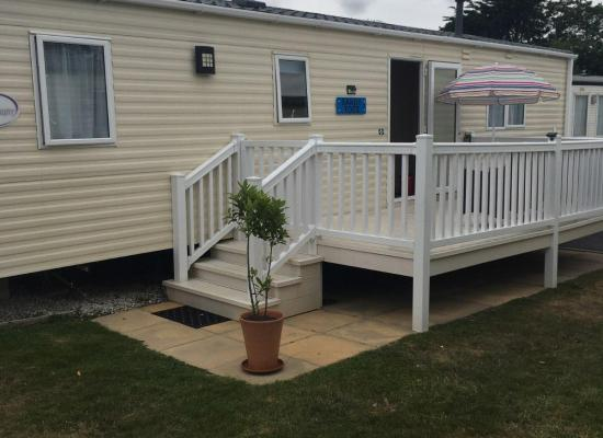 ref 349, Par Sands Holiday Park, St Austell, Cornwall
