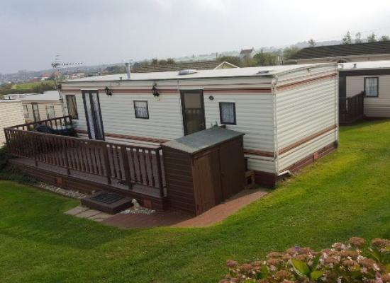 ref 3496, Trimingham House Caravan Park, Norwich, Norfolk