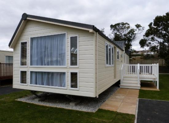 ref 3501, Par Sands Holiday Park, St Austell, Cornwall