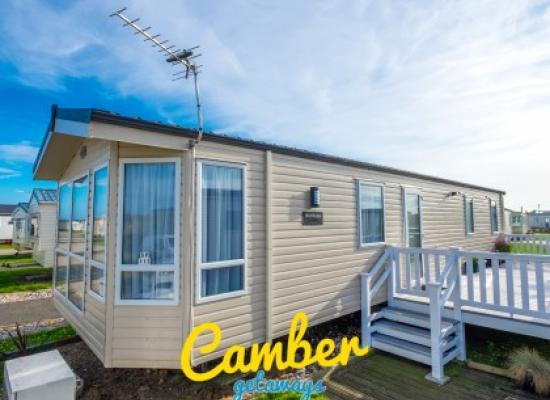 ref 3512, Camber Sands Park Resorts, Rye, East Sussex