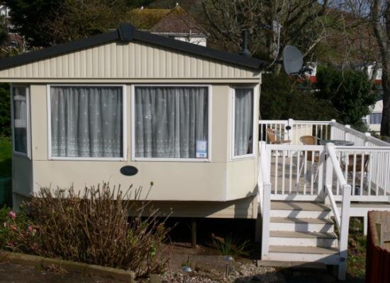 ref 3544, Waterside Holiday Park, Paignton, Devon