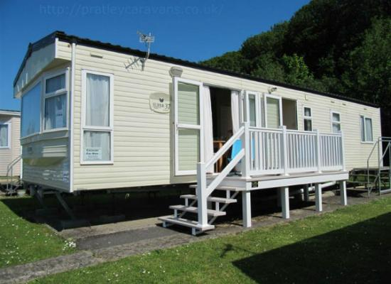 ref 364, Littlesea Holiday Park, Weymouth, Dorset