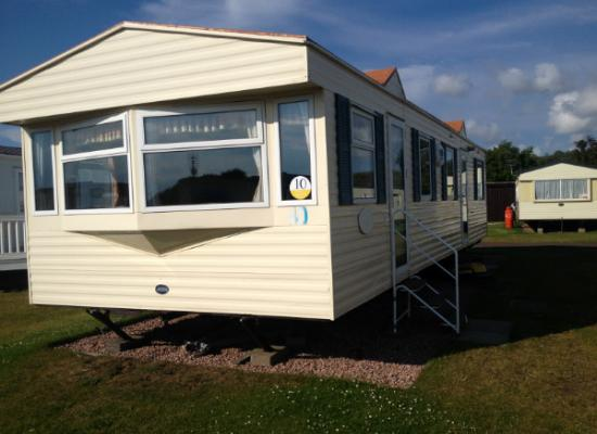 ref 375, Elie Holiday Park, Leven, Fife