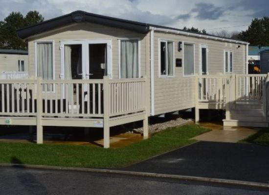 ref 3854, Par Sands Holiday Park, St Austell, Cornwall