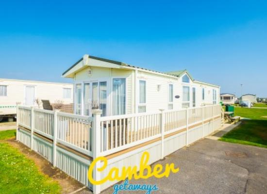 ref 3935, Camber Sands Park Resorts, Rye, East Sussex