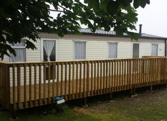 ref 3966, Seven Bays Holiday Park, Padstow, Cornwall (West)