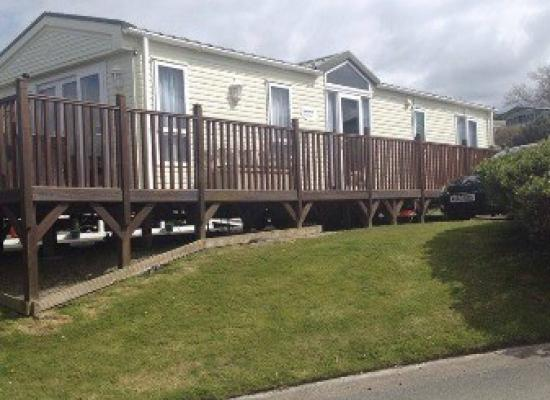 ref 4124, Quay West Holiday Park, New Quay, Ceredigion