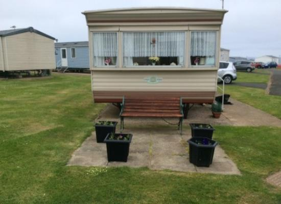 ref 4166, Berwick Holiday Park, Berwick-upon-Tweed, Northumberland