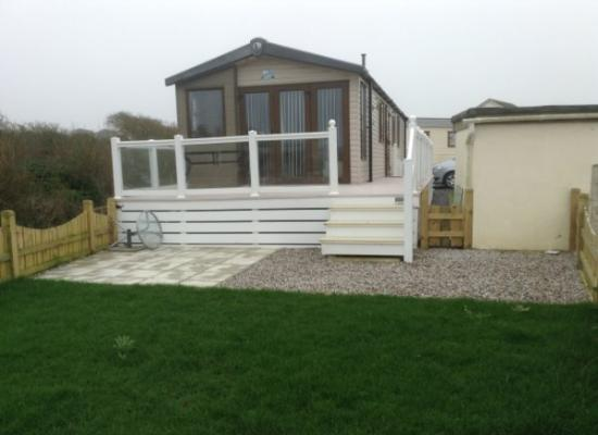 ref 4191, Seven Bays Park, Padstow, Cornwall (West)