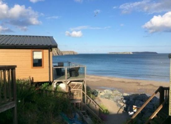 ref 4238, Lydstep Beach, Tenby, Pembrokeshire