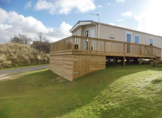 ref 4321, Perran Sands Holiday Park, Perranporth, Cornwall
