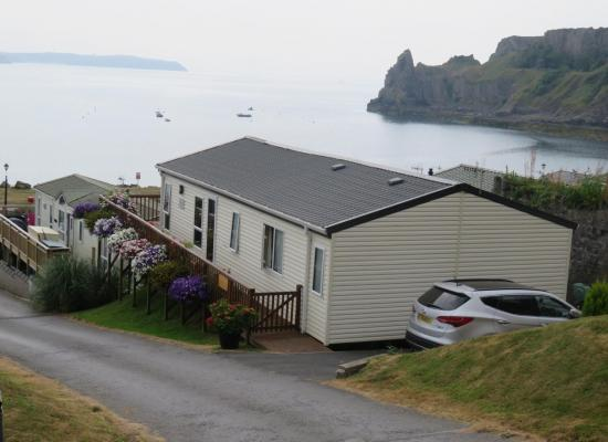 ref 4452, Lydstep Beach Holiday Park, Tenby, Pembrokeshire