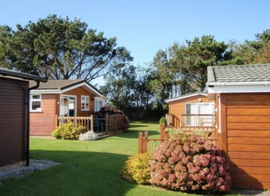 ref 45, Atlantic Bays Holiday Park, Padstow, Cornwall