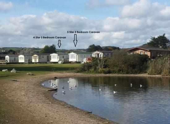 ref 46, Par Sands Holiday Park, St Austell, Cornwall