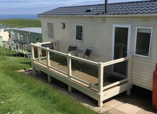 ref 4609, Thornwick Bay Holiday Village, Flamborough, East Yorkshire