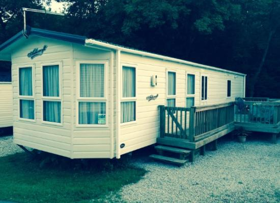 ref 4611, St Minver Holiday Park, Nr. Rock, Cornwall