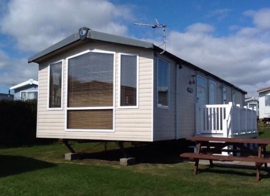 ref 467, Littlesea Holiday Park, Weymouth, Dorset