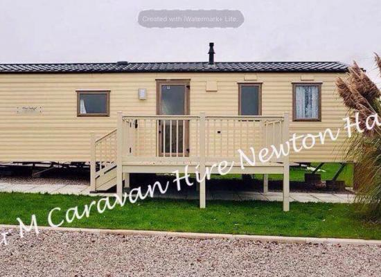ref 4807, Newton Hall Holiday Park, Blackpool, Lancashire
