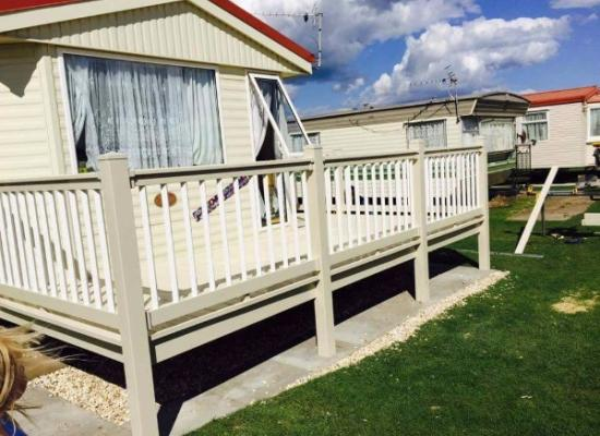 ref 4866, Coastfield Holiday Village, Ingoldmells, Lincolnshire