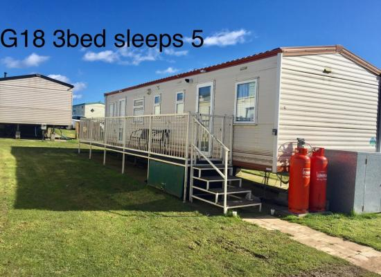 ref 4962, Thornwick Bay Holiday Village, Flamborough, East Yorkshire
