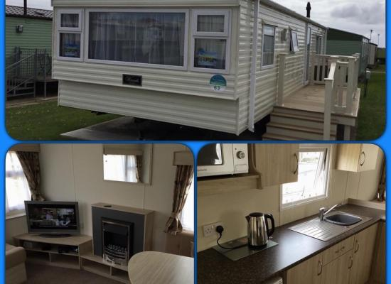ref 5006, Thornwick Bay Holiday Village, Flamborough, East Yorkshire