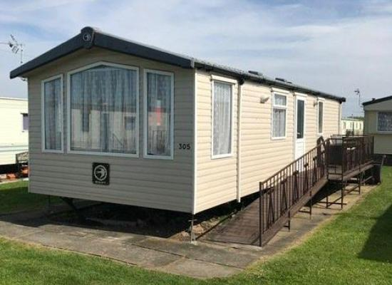 ref 5027, Happy Days Seaside Holiday Park, Mablethorpe, Lincolnshire