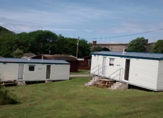 ref 5420, Trenance Holiday Park, Newquay, Cornwall