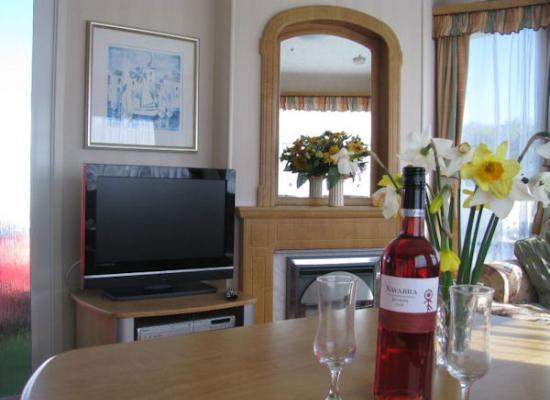 ref 551, Trenance Holiday Park, Newquay, Cornwall