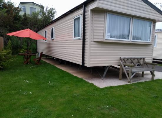 ref 5517, Looe Bay Holiday Park, Looe, Cornwall