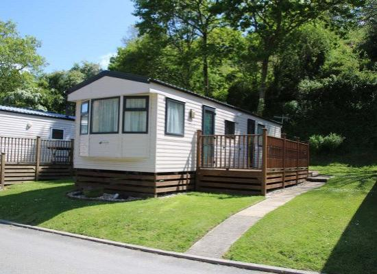 ref 5526, Hele Valley Holiday Park, Ilfracombe, Devon (North)