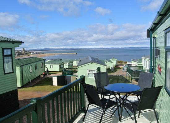 ref 5567, St Andrews Holiday Park, St Andrews, Fife