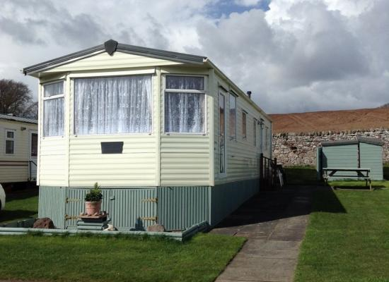 ref 558, Red Lion Holiday Park, Arbroath, Angus