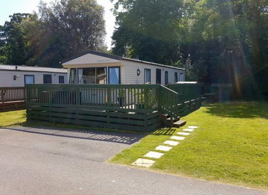 ref 5683, Oakcliff Holiday Park, Dawlish, Devon