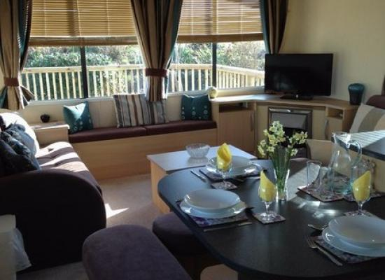 ref 5772, Seaview Holiday Park, Penzance, Cornwall