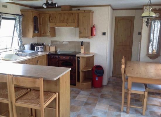 ref 5840, Lyons Winkups Holiday Park, Towyn, Conwy