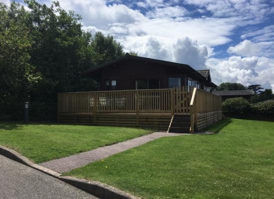 ref 5889, St Minver Holiday Park, Nr. Rock, Cornwall