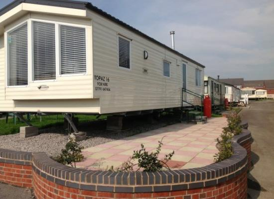 ref 626, Newton Hall Holiday Park, Blackpool, Lancashire