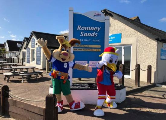 ref 6423, Romney Sands Holiday Park, New Romney, Kent