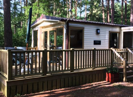 ref 6534, Kelling Heath Holiday Park, Holt, Norfolk