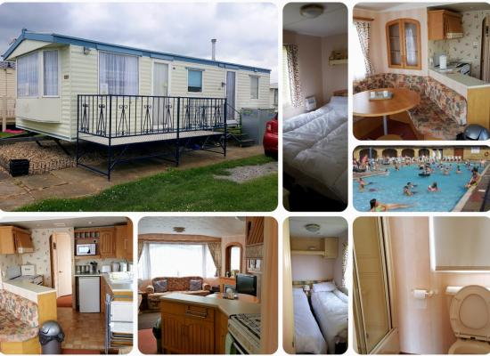 ref 6548, Happy Days Holiday Homes, Skegness, Lincolnshire