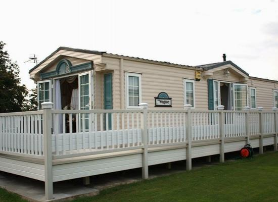 ref 6603, North Shore Holiday Park, Skegness, Lincolnshire