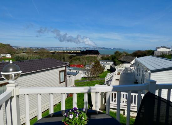ref 663, Waterside Holiday Park, Paignton, Devon