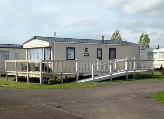 ref 6635, North Shore Holiday Park, Skegness, Lincolnshire