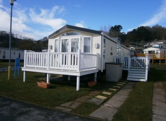 ref 665, Pendine Sands Holiday Park, Carmarthen, Dyfed