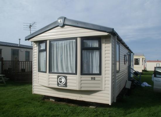 ref 6657, Harlyn Sands Holiday Park, Padstow, Cornwall